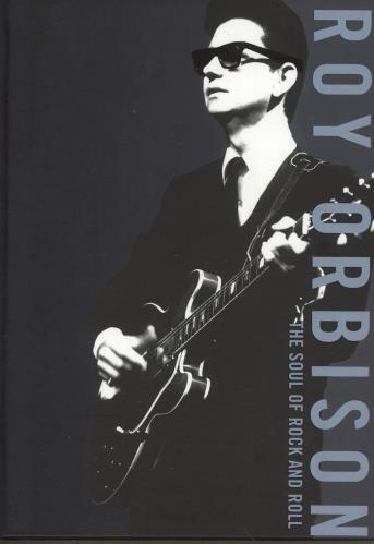 Roy Orbison The Soul Of Rock And Roll 4-CD album set UK RYO4CTH748665