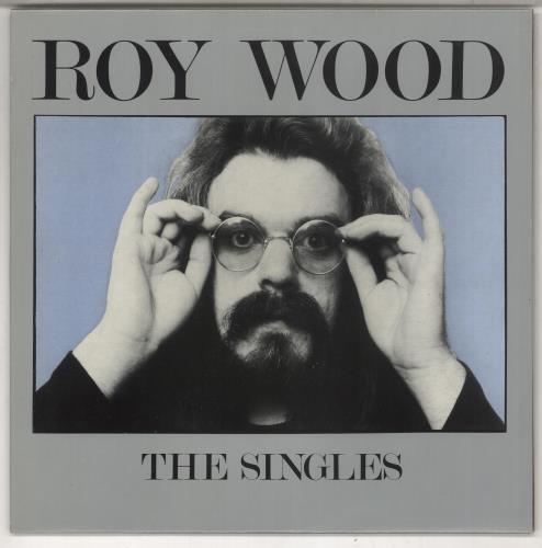 Roy Wood The Singles vinyl LP album (LP record) UK RWOLPTH251165