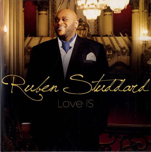 Ruben Studdard Love Is CD album (CDLP) US UBDCDLO477742