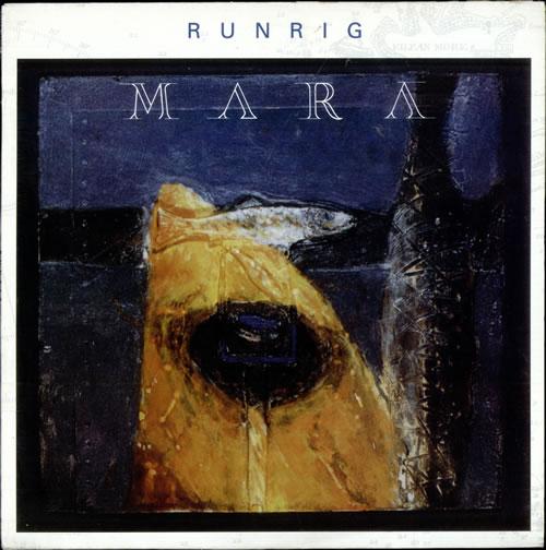 Runrig Mara vinyl LP album (LP record) UK RUNLPMA158741