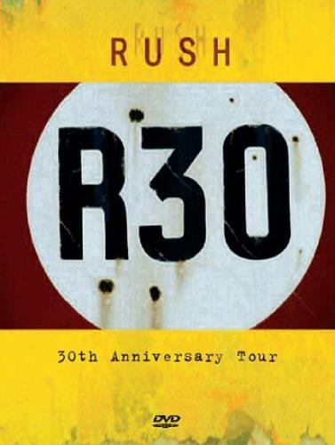 Rush R30 DVD UK RUSDDR342626