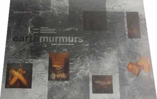 Russell Mills Earth Murmurs poster UK RSLPOEA410533