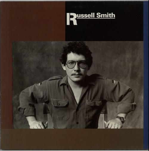 Russell Smith Russell Smith vinyl LP album (LP record) Dutch WZWLPRU628296