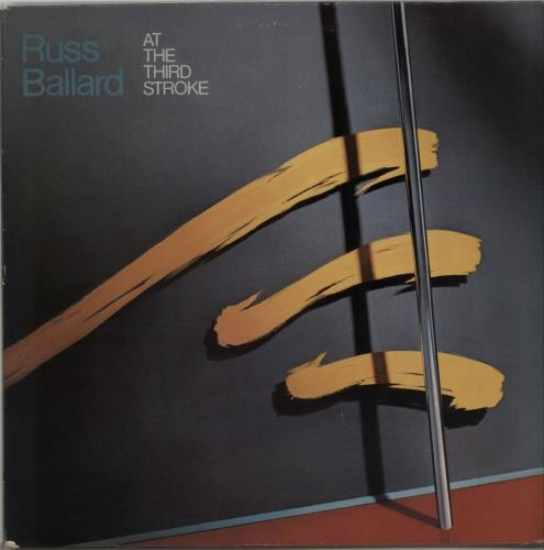 Russ Ballard At The Third Stroke vinyl LP album (LP record) UK RBALPAT645347