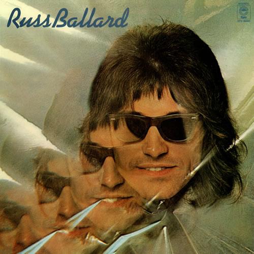 Russ Ballard Russ Ballard vinyl LP album (LP record) UK RBALPRU445910