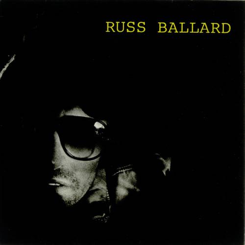 Russ Ballard Russ Ballard vinyl LP album (LP record) UK RBALPRU547642