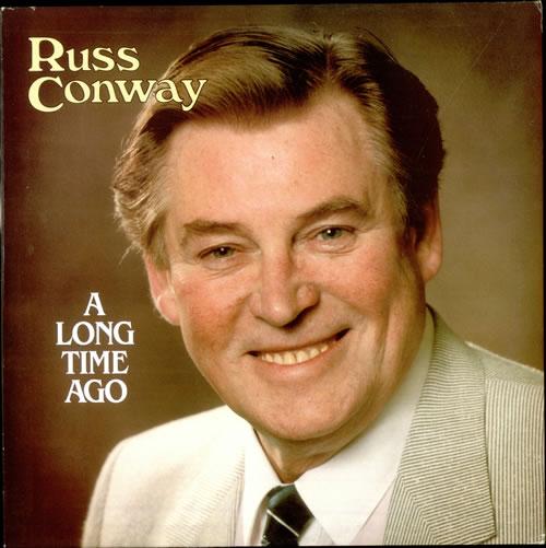 Russ Conway A Long Time Ago vinyl LP album (LP record) UK RN9LPAL512500