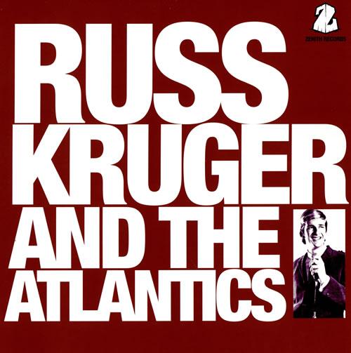 Russ Kruger Russ Kruger And The Atlantics vinyl LP album (LP record) Australian RUXLPRU458467