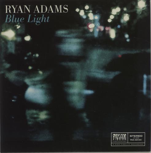 "Ryan Adams Blue Light 7"" vinyl single (7 inch record) US YAA07BL683360"