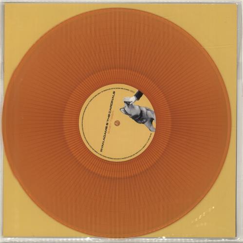 Ryan Adams Easy Tiger - Sticker Sealed vinyl LP album (LP record) US YAALPEA407836