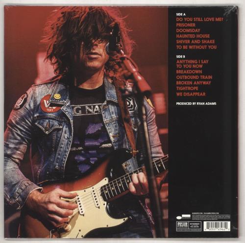 Ryan Adams Prisoner - Sealed vinyl LP album (LP record) UK YAALPPR739548