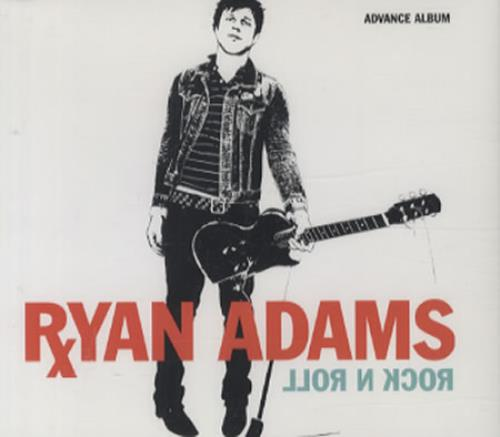 Ryan Adams Rock N Roll CD album (CDLP) UK YAACDRO343450