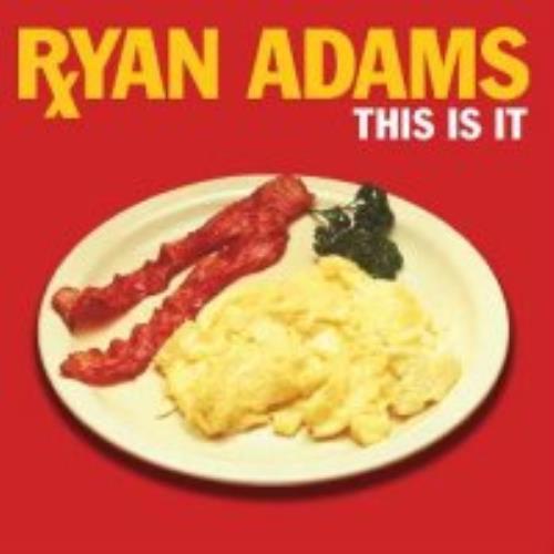 "Ryan Adams This Is It 10"" vinyl single (10"" record) UK YAA10TH276670"