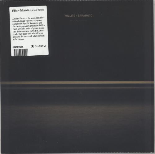 Ryuichi Sakamoto Ancient Future - Sealed vinyl LP album (LP record) UK RYULPAN733831