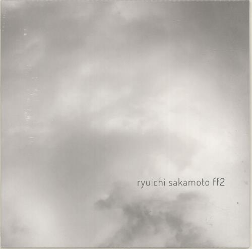 "Ryuichi Sakamoto FF2 - RSD18 - Sealed 12"" vinyl single (12 inch record / Maxi-single) French RYU12FF694842"