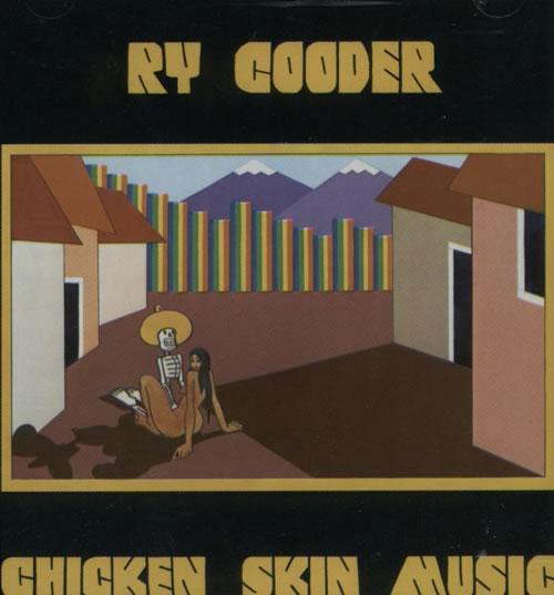Ry Cooder Chicken Skin Music CD album (CDLP) German RYCCDCH573471