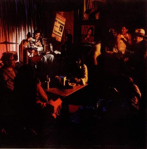 Ry Cooder Show Time vinyl LP album (LP record) UK RYCLPSH477349