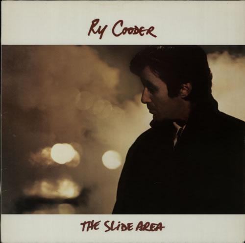 Ry Cooder The Slide Area vinyl LP album (LP record) UK RYCLPTH287987
