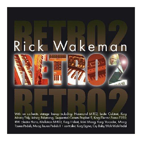 Rick Wakeman Retro 2 UK CD album (CDLP) (405633)