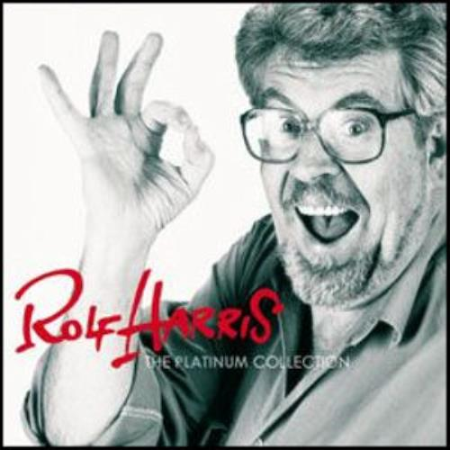 Good Night Irene >> Rolf Harris The Platinum Collection Australian 3-CD album set (Triple CD) (437423)