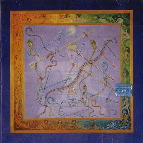 Rush Snakes & Arrows CD album (CDLP) Argentinean RUSCDSN554505