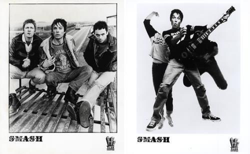 S-M-A-S-H Set Of 3 Photographs photograph UK SMAPHSE291482