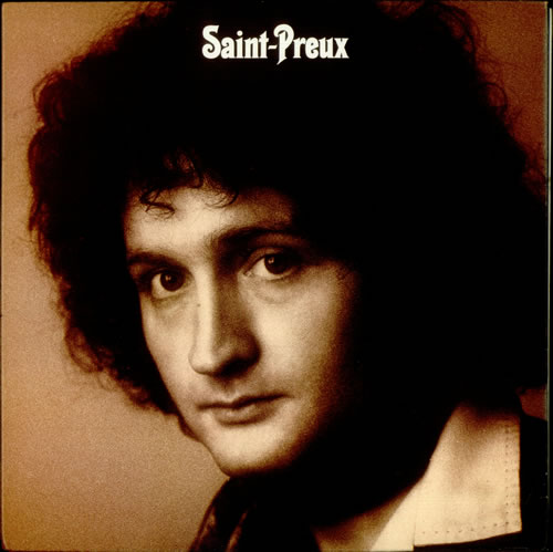Best Buy Imports >> Saint-Preux Saint-Preux French vinyl LP album (LP record) (539420)