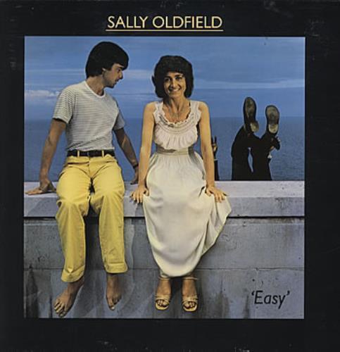 Sally Oldfield Easy vinyl LP album (LP record) French SALLPEA306731