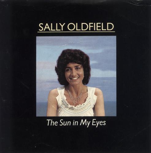 "Sally Oldfield The Sun In My Eyes 7"" vinyl single (7 inch record) UK SAL07TH727785"