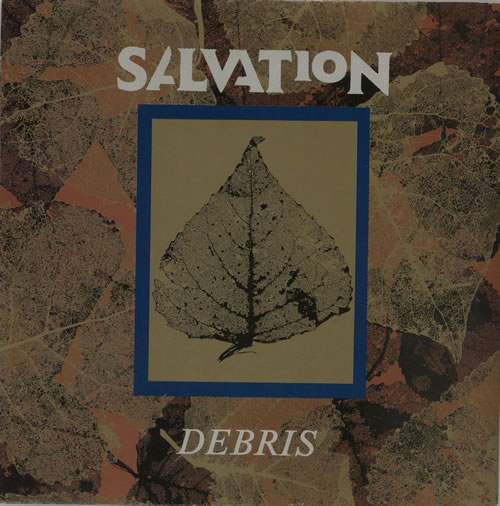 """Salvation (80s) (Clearing Out The) Debris 7"""" vinyl single (7 inch record) UK SV307CL574826"""