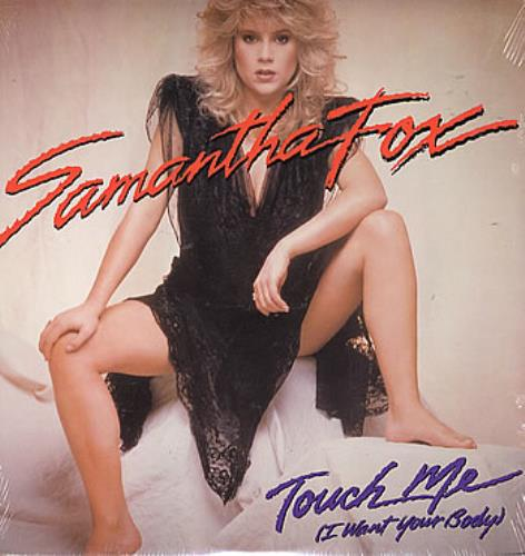 Samantha Fox Touch Me I Want Your Body Us 12 Quot Vinyl