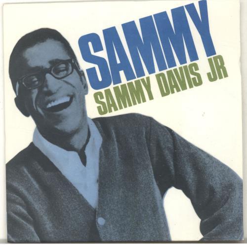"""Sammy Davis Jr Sammy EP 7"""" vinyl single (7 inch record) UK SJ507SA696326"""
