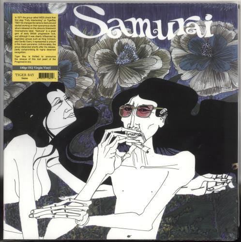 Samurai (UK) Samurai - 180gram Vinyl - Sealed vinyl LP album (LP record) UK VG6LPSA734436