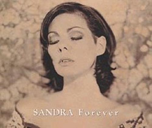 "Sandra Forever CD single (CD5 / 5"") German SANC5FO197095"
