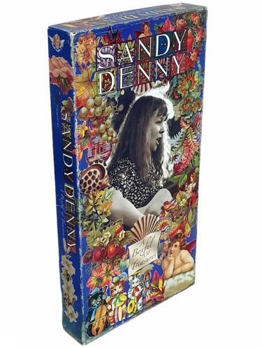 Sandy Denny A Boxful Of Treasures CD Album Box Set UK SNYDXAB315844