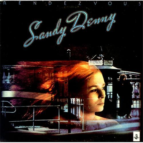 Sandy Denny Rendezvous vinyl LP album (LP record) UK SNYLPRE422463