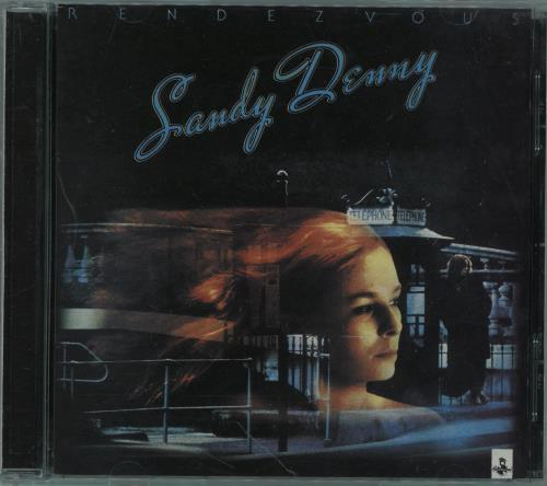 Sandy Denny Rendezvous CD album (CDLP) US SNYCDRE759833