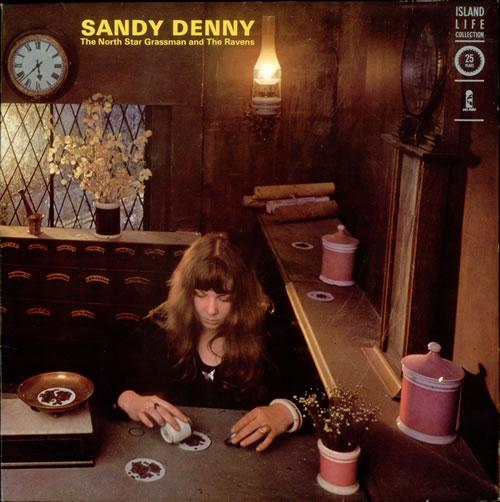 Sandy Denny The North Star Grassman And The Ravens vinyl LP album (LP record) UK SNYLPTH527913