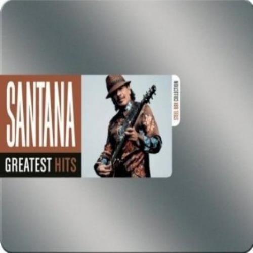 Santana Greatest Hits Uk Cd Album Cdlp 463722
