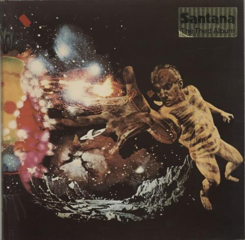 Santana Santana III - 1st - Stickered vinyl LP album (LP record) UK SNTLPSA210101