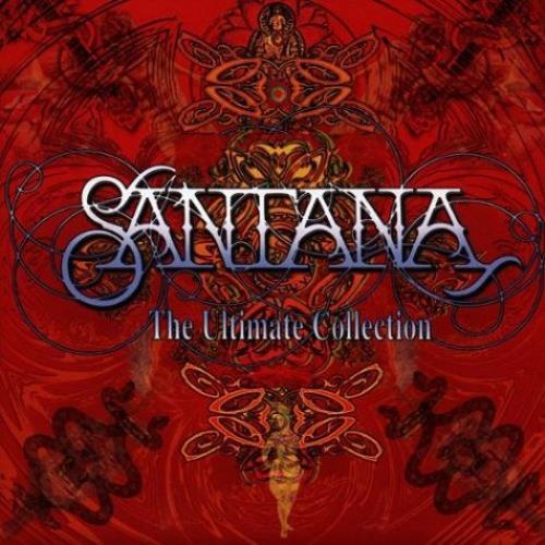 Santana The Ultimate Collection Uk 2 Cd Album Set Double