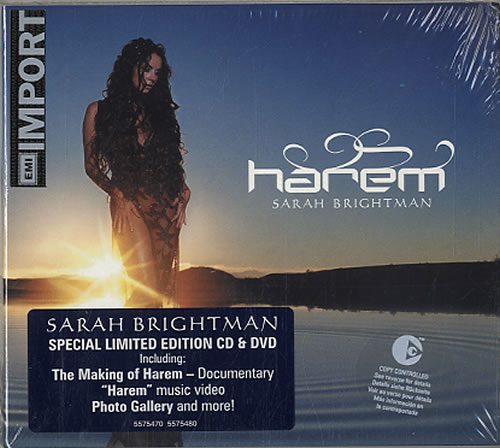 cd sarah brightman harem