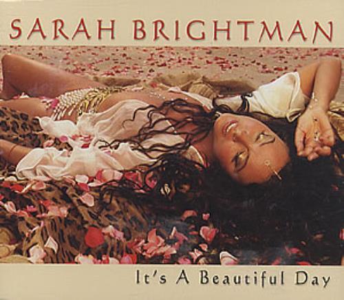 "Sarah Brightman It's A Beautiful Day CD single (CD5 / 5"") German SAHC5IT354783"