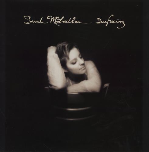 Sarah McLachlan Surfacing - EX vinyl LP album (LP record) US MCLLPSU750703