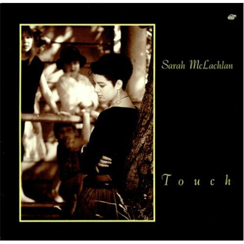 Sarah McLachlan Touch vinyl LP album (LP record) Canadian MCLLPTO94412