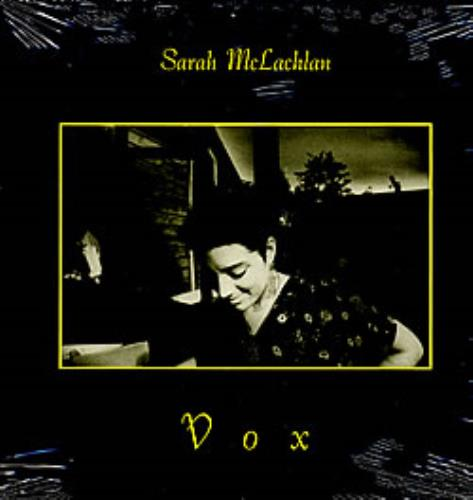 "Sarah McLachlan Vox 12"" vinyl single (12 inch record / Maxi-single) Canadian MCL12VO200333"