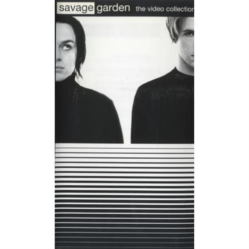 Savage Garden The Video Collection video (VHS or PAL or NTSC) UK SGDVITH205005
