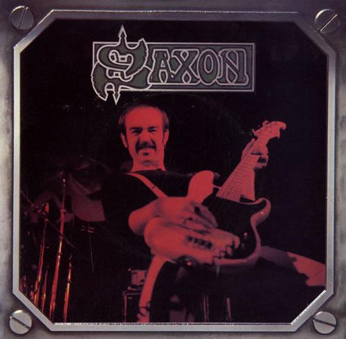 "Saxon Backs To The Wall 7"" vinyl single (7 inch record) UK SAX07BA559046"