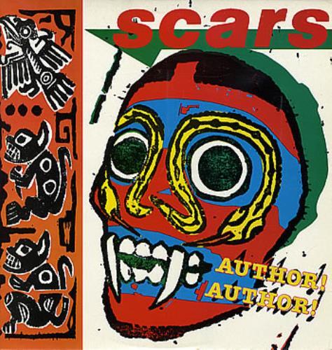 Scars Author! Author! + booklet vinyl LP album (LP record) UK ARSLPAU240106