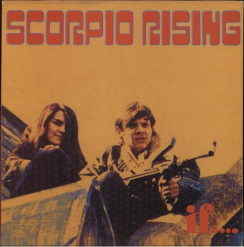 Scorpio Rising If... - EX vinyl LP album (LP record) UK SDJLPIF709669